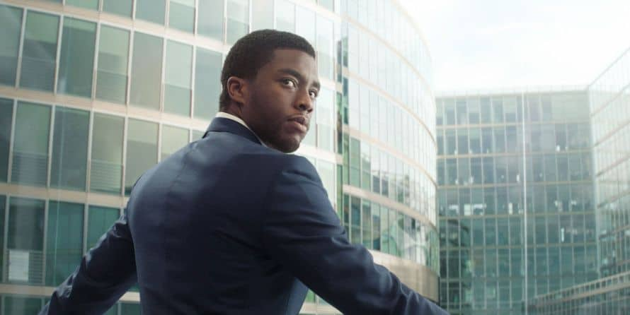 Chadwick Boseman Black Panther Captain America Civil War Marvel Kevin Feige