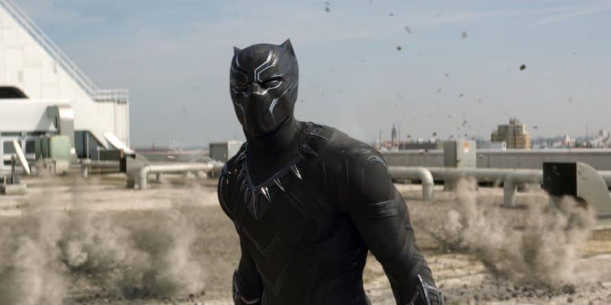 Chadwick Boseman Black Panther: Wakanda Forever Captain America Civil War Kevin Feige