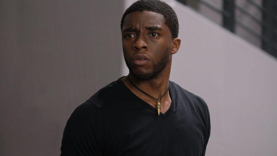 Chadwick Boseman Captain America Civil War Black Panther T'Challa