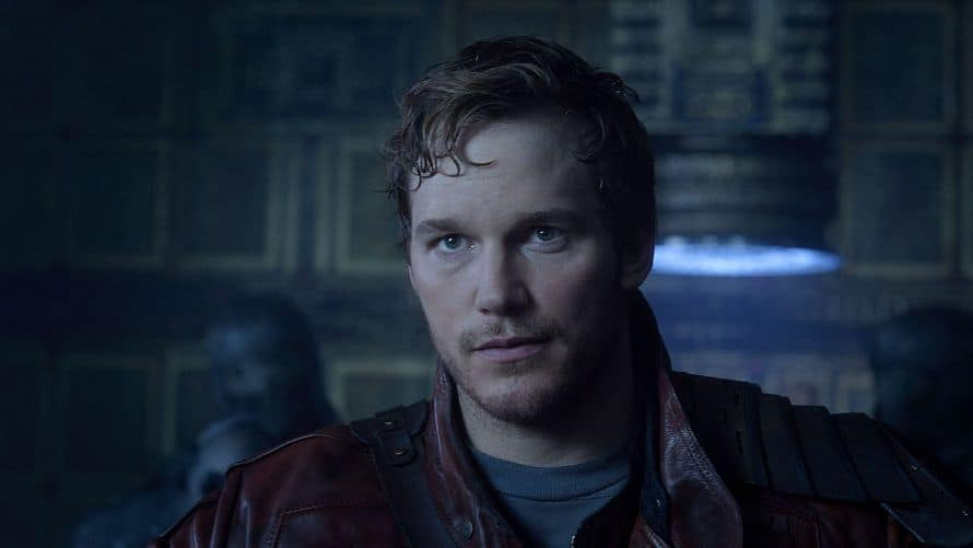 Thor Love and Thunder Chris Pratt Guardians of the Galaxy Star-Lord