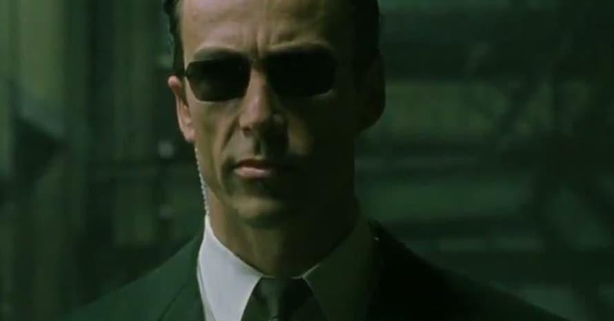 Daniel Bernhardt The Matrix 4