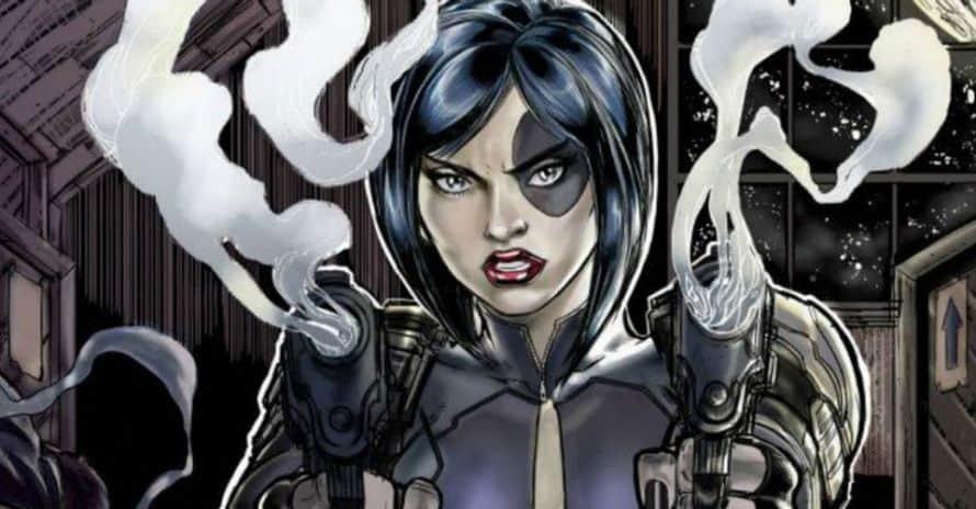 Domino Marvel Deadpool