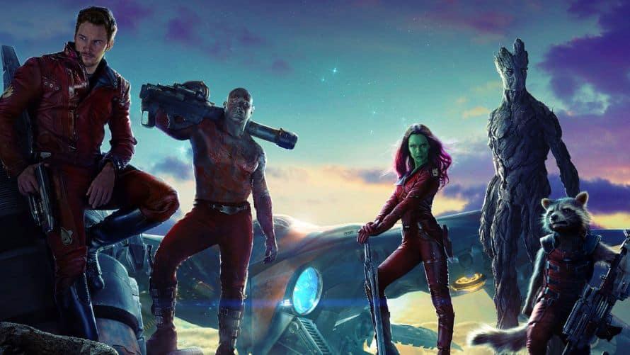 Guardians of the Galaxy Groot Marvel Studios James Gunn