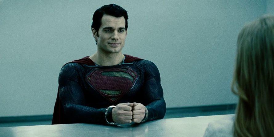 Henry Cavill Superman Man of Steel