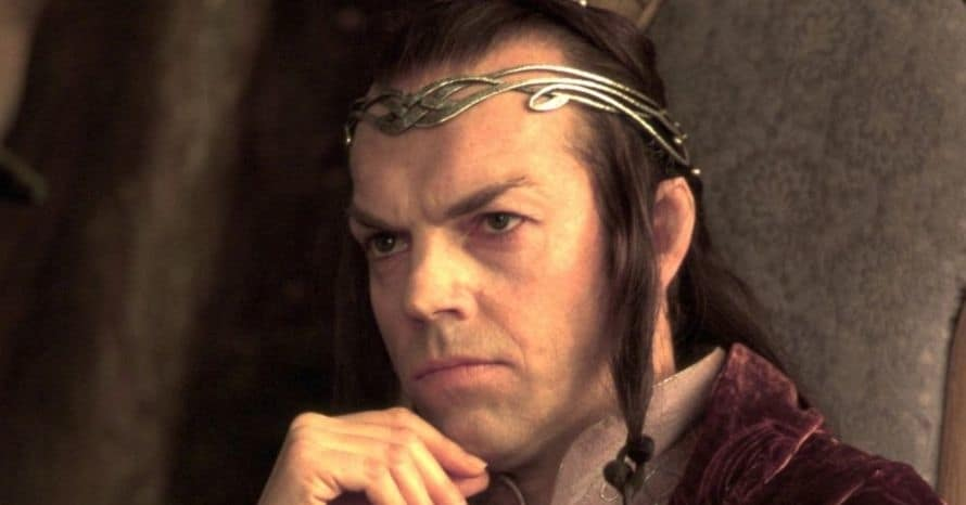 Hugo Weaving The Lord Of The Rings Amazon