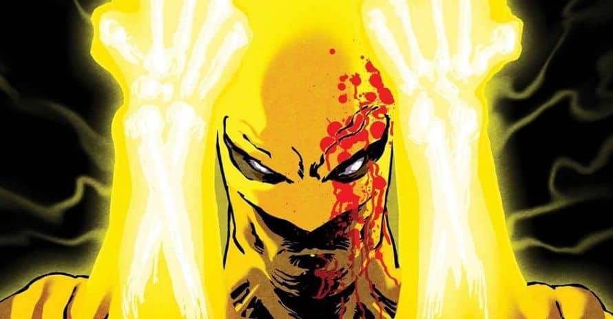 Iron Fist Marvel Comics