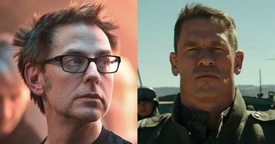 James Gunn The Suicide Squad John Cena Peacemaker Guardians of the Galaxy HBO Max