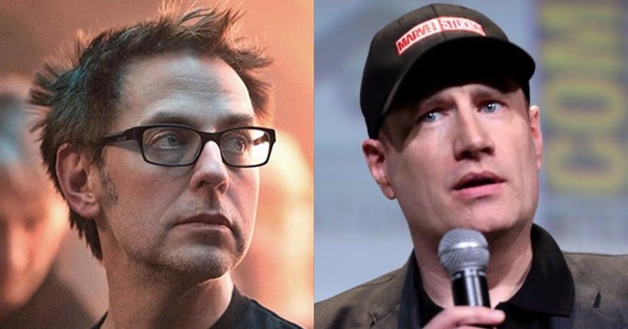 James Gunn The Suicide Squad Kevin Feige Marvel