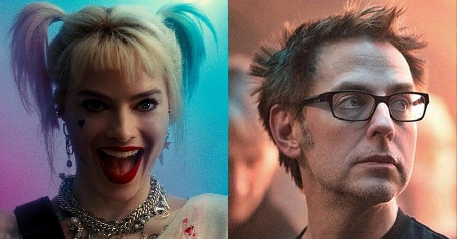 James Gunn The Suicide Squad Margot Robbie Harley Quinn