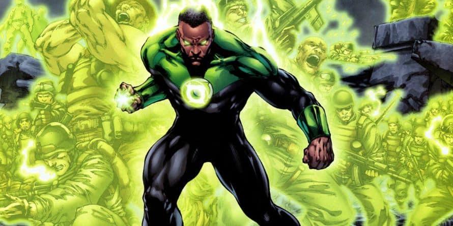 John Stewart Green Lantern DC Comics