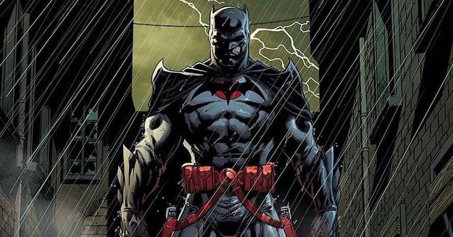 Justice League Flashpoint Batman