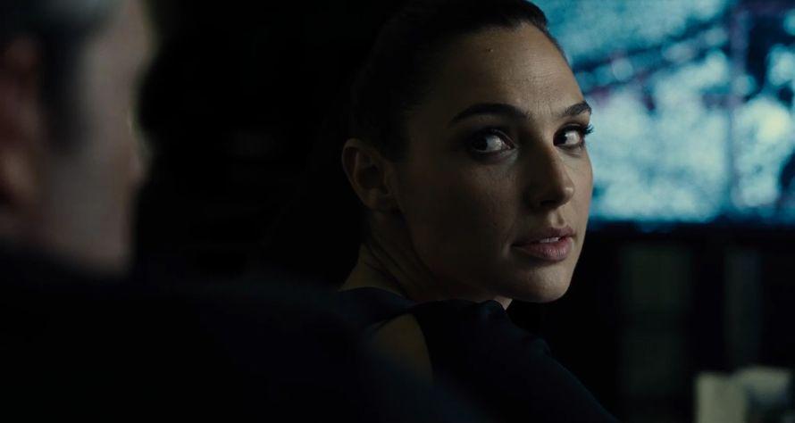 Justice League Gal Gadot Wonder Woman Diana Prince