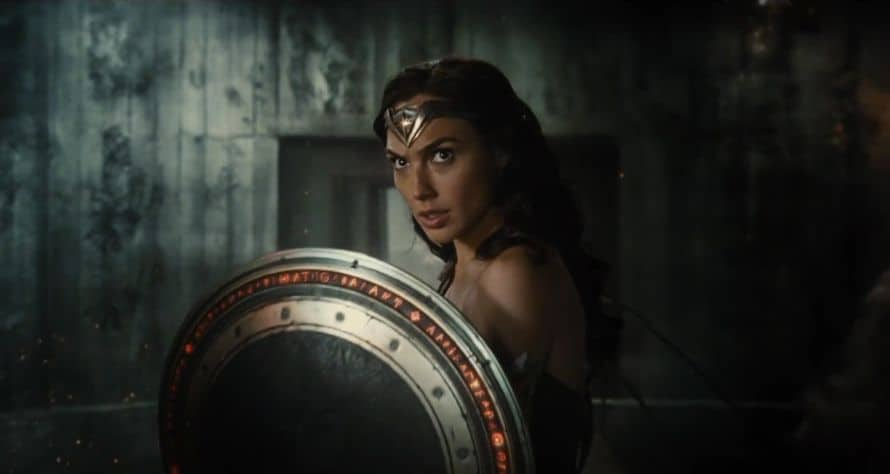 Justice League Gal Gadot Wonder Woman Zack Snyder Cut