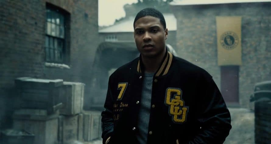 Justice League Ray Fisher Victor Stone Cyborg