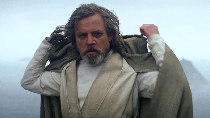 Mark Hamill Star Wars The Force Awakens Luke Skywalker