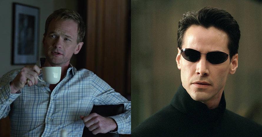 Neil Patrick Harris The Matrix 4 Lana Wachowski