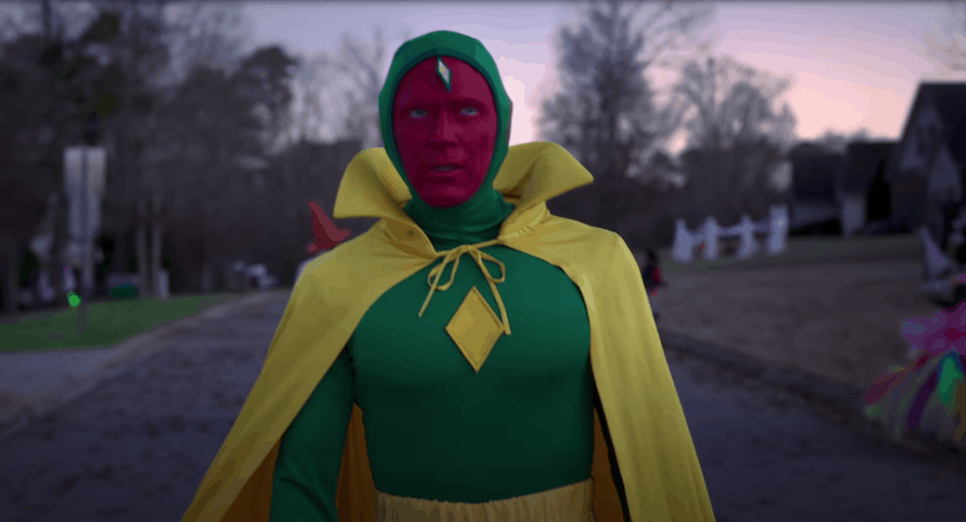 'WandaVision' Reveals What Happened To Vision's Body After Endgame
