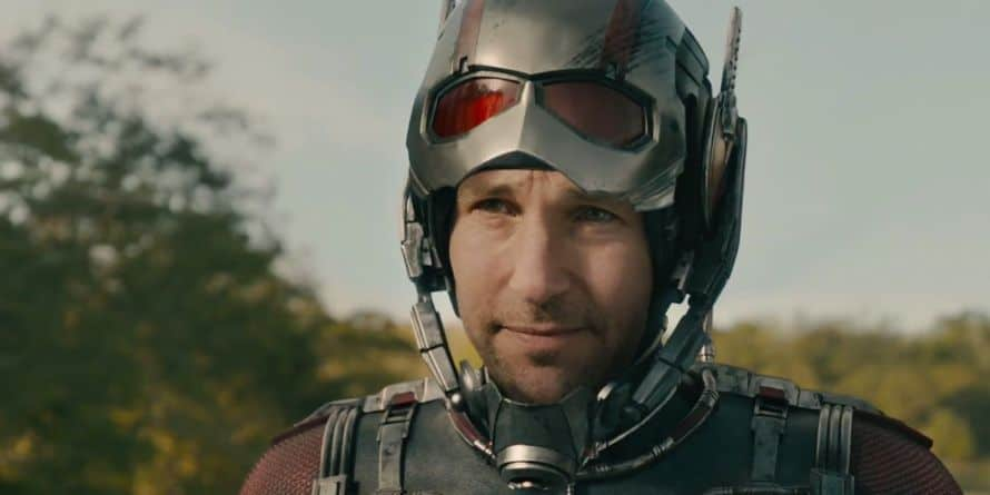 Paul Rudd Ant-Man and the Wasp: Quantumania Marvel