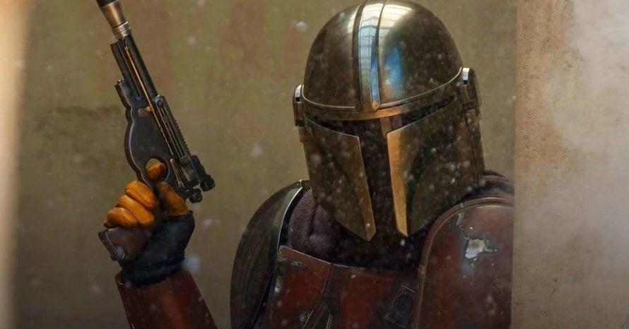 Pedro Pascal Star Wars The Mandalorian Disney Plus