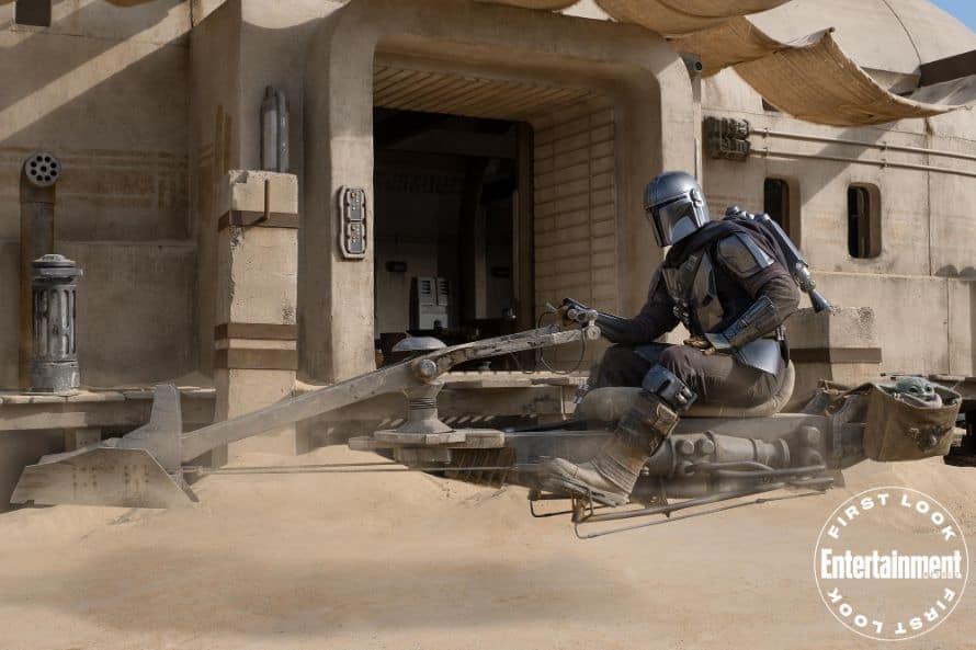 Star Wars Pedro Pascal Din Djarin