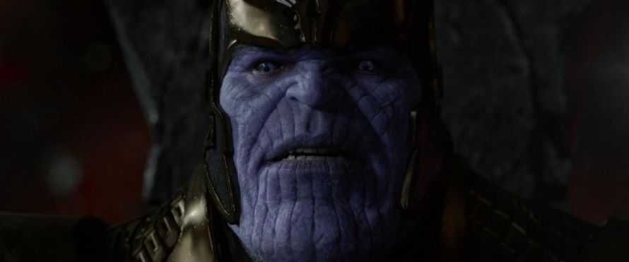 Thanos Guardians of the Galaxy Marvel Avengers