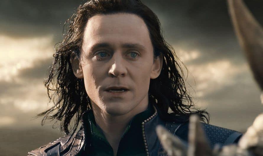 Tom Hiddleston Thor The Dark World Loki
