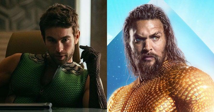 Chace Crawford The Boys Aquaman Jason Momoa