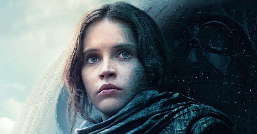 Felicity Jones Rogue One Star Wars Jyn Erso