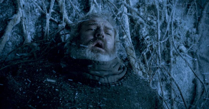 George R. R. Martin Game of Thrones Hodor
