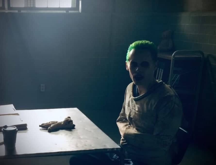Jared Leto Joker Suicide Squad David Ayer Zack Snyder