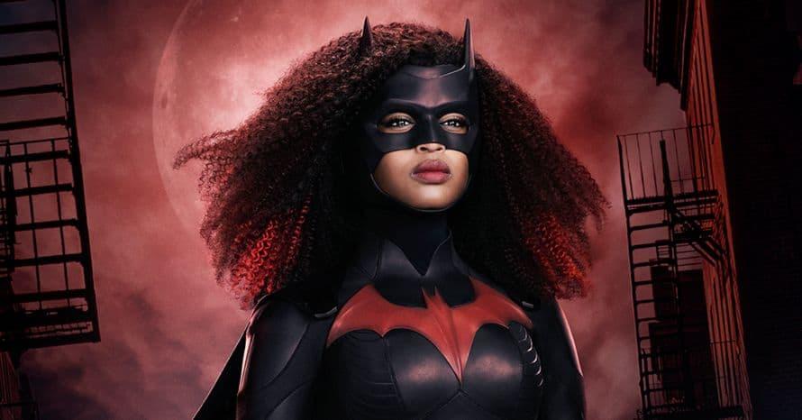 Javicia Leslie Batwoman Ryan Wilder Arrowverse The CW Batwing Luke Fox Camrus Johnson Mad Hatter DC FanDome