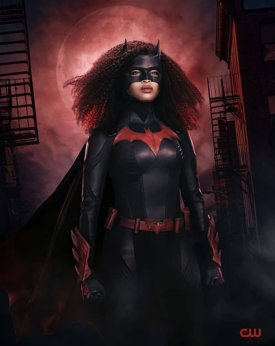 Batwoman Reveals New Suit for Javicia Leslie's Ryan Wilder