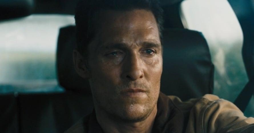 Matthew McConaughey Hulk