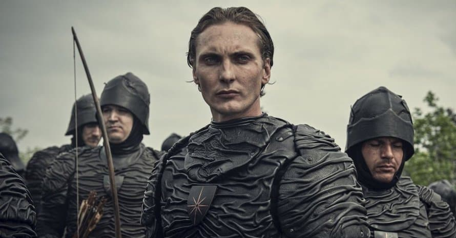 Nilfgaardian Armor Netflix The Witcher