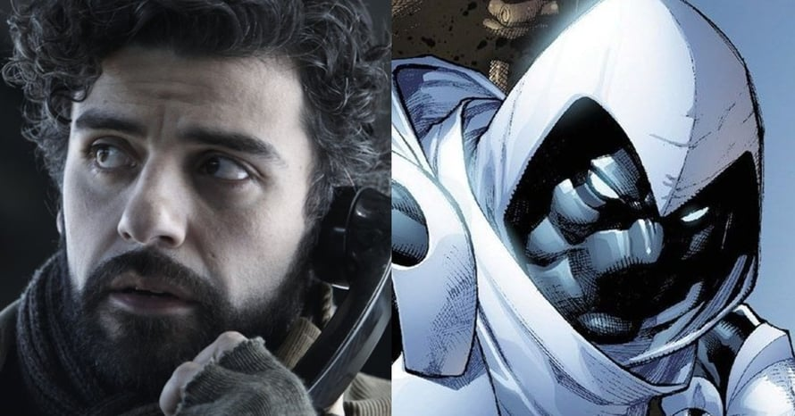 'Moon Knight' Cinematographer Confirms Oscar Isaac's Casting