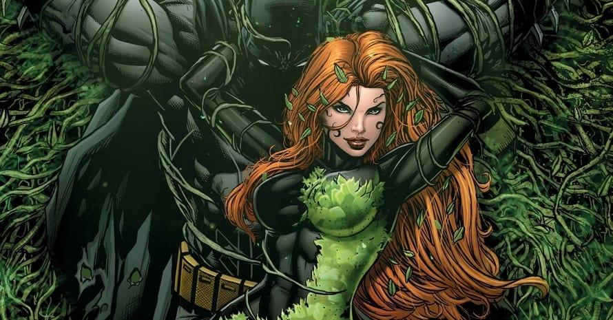 Poison Ivy Gotham Knights Batman