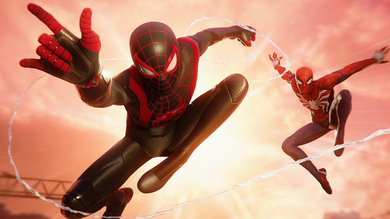 Spider-Man: Miles Morales' Gameplay Features Peter Parker &Amp; Spider-Cat