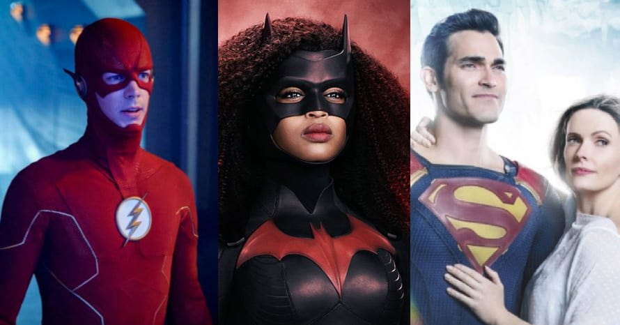 The Flash Batwoman Superman and Lois DC HBO Max The CW