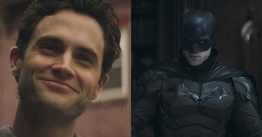 You Penn Badgley The Batman Robert Pattinson Joker