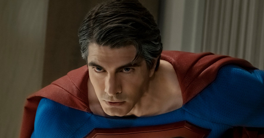 See Brandon Routh's Superman In Updated 'Kingdom Come' Suit For HBO Max