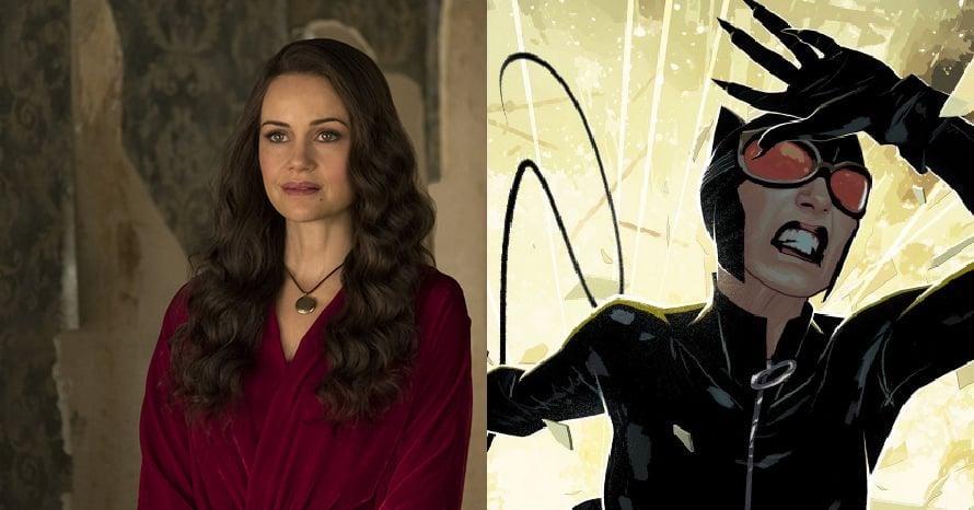 Carla Gugino Zack Snyder Justice League Catwoman