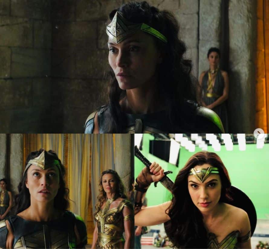 Gal Gadot Justice League Amazons 1