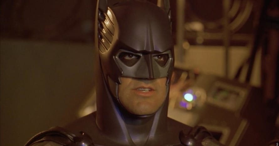 George Clooney Ezra Miller The Flash Batman
