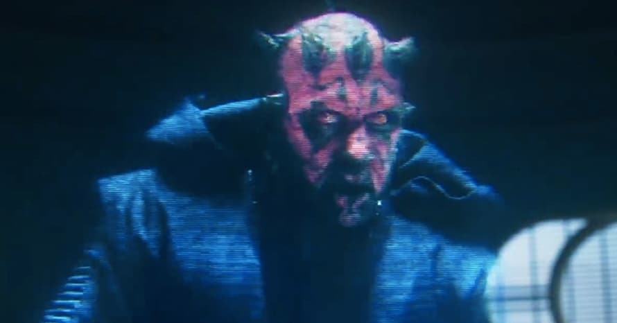 George Lucas Darth Maul Star Wars