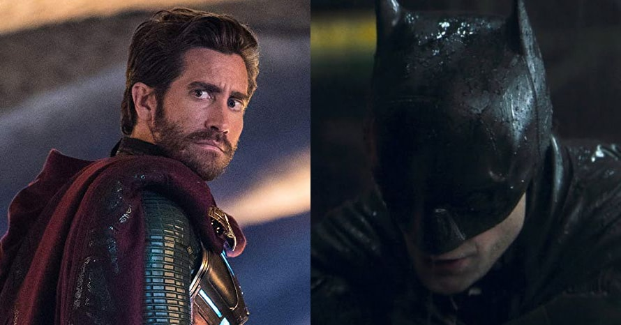 Jake Gyllenhaal Joker The Batman Robert Pattinson
