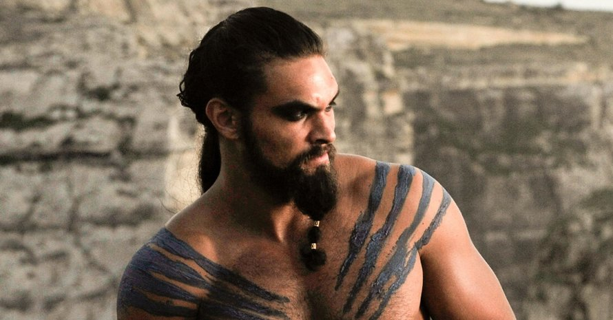 Jason Momoa Aquaman Game of Thrones