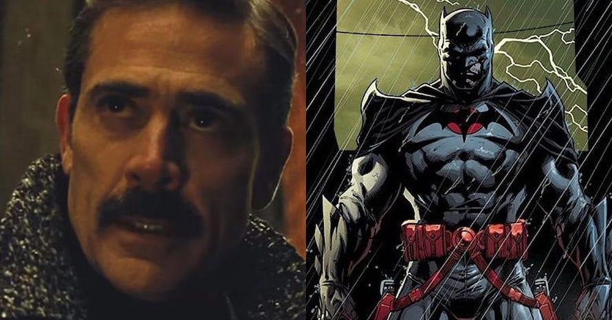 Jeffrey Dean Morgan Batman The Flash Ezra Miller