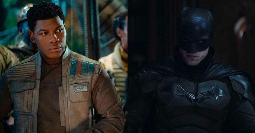 John Boyega Red Hood The Batman Robert Pattinson