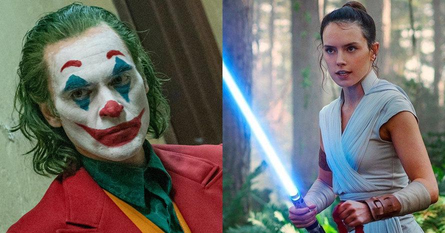 Joker Star Wars The Rise of Skywalker Grammy