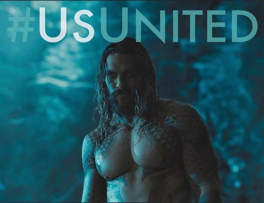 Justice League Jason Momoa Aquaman Zack Snyder Cut